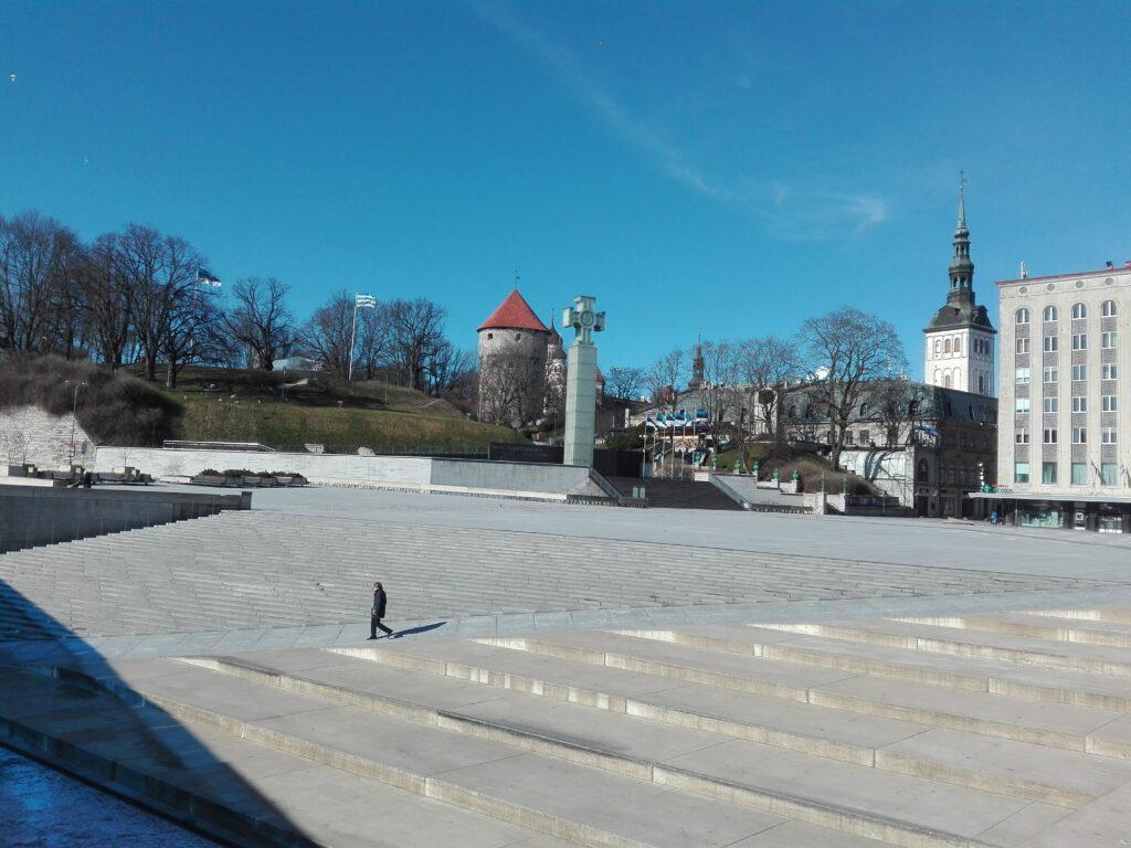 Vabaduse väljak Tallinnas