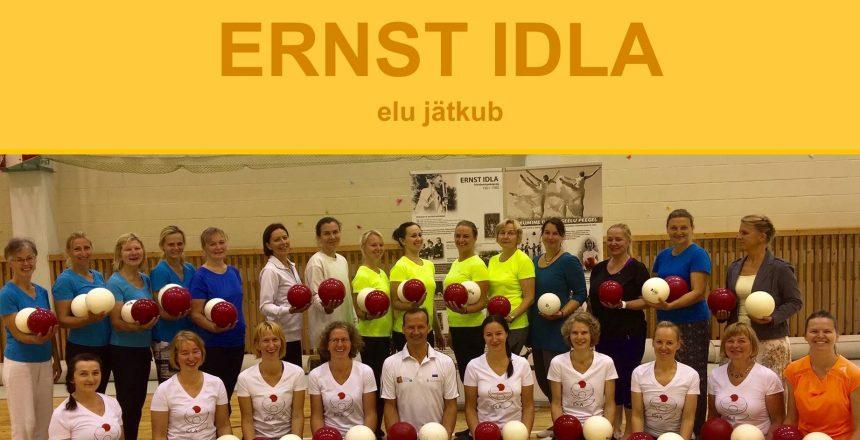 Ernst Idla Sõbrad