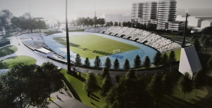 Kalev Central Stadium