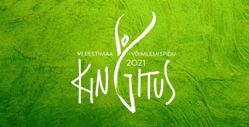 KINGITUS logo roheline